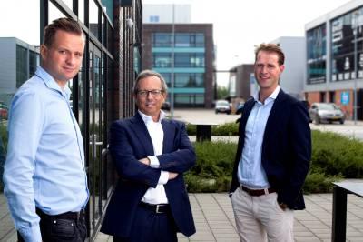 Freek de Miranda, Thijs Hoekman, Roderick van Vierbergen